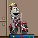 العاب دراجة الروبوتات الذكية