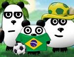 العاب دببة الباندا