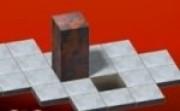 لعبة الحجر والحفرة