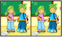العاب الاختلافات بين الصور