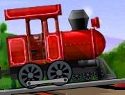 العاب قطار الديناميت